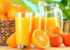 فوائد عصير البرتقال الطبيعي